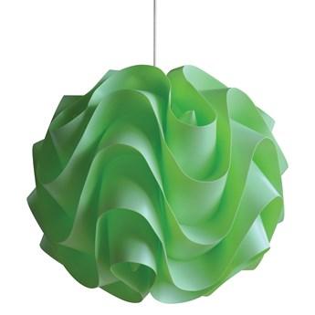 Zielona lampa dziecięca WAVE W-3022 GN