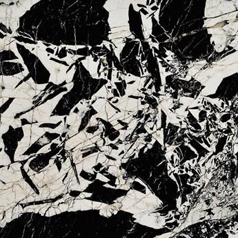 Prestige Black Antique Effect Matt 60x60 płytka imitująca marmur