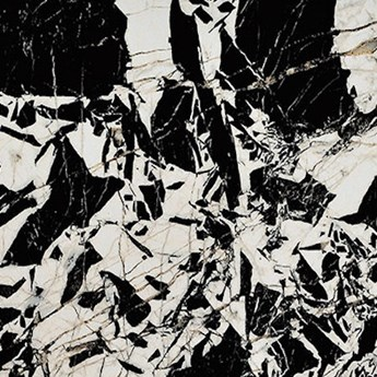 Prestige Black Antique Effect Pol 30x30 płytka imitująca marmur
