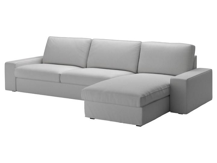 KIVIK Sofa 4-osobowa W kształcie L Wysokość 45 cm Wysokość 83 cm Szerokość 318 cm Kategoria Narożniki Stała konstrukcja Nóżki Na nóżkach