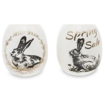 HELLO SPRING ozdobne jajko, 7x5x5 cm