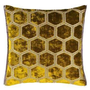 Poduszka dekoracyjna Designers Guild Manipur Ochre