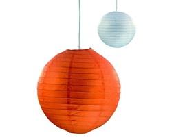 lampy sufitowe led kolor pomarancz