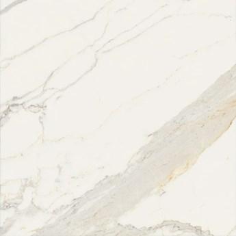 Marmorea Bianco Calacatta Effect 74x74 Mat płytka imitująca marmur