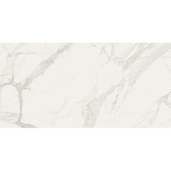 Marmorea Bianco Statuario Effect Pol. 74x148 płytka imitująca marmur