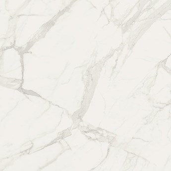 Marmorea Bianco Statuario Effect 74x74 Mat płytka imitująca marmur