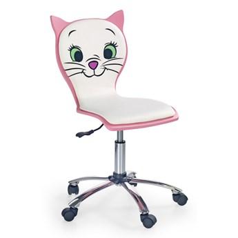 Fotel Kitty 2 kółka do dywanów