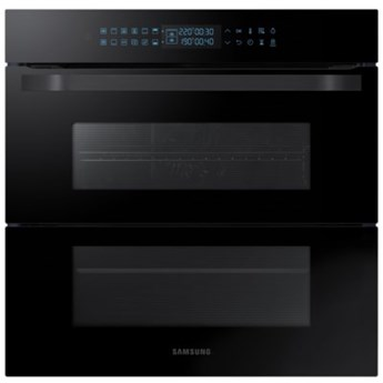 Piekarnik SAMSUNG NV75N762ARK Dual Cook Flex Elektryczny Czarny A+