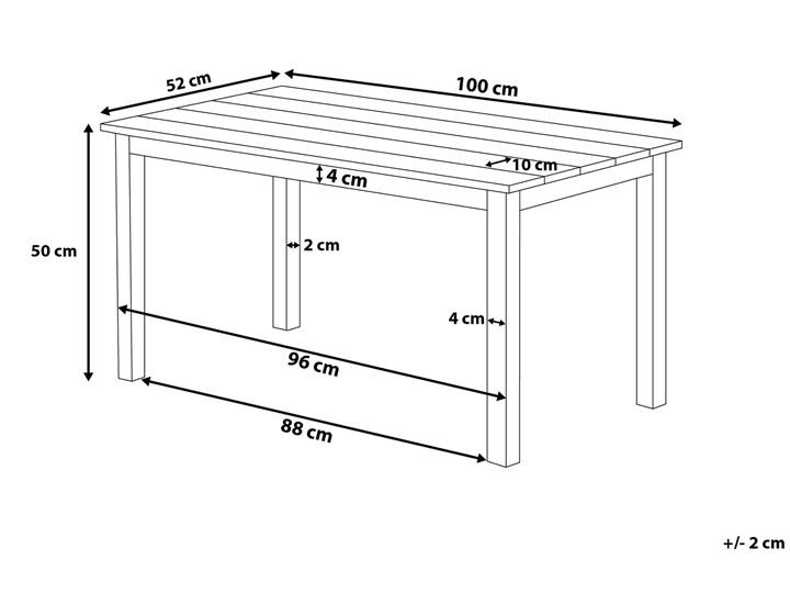 Zestaw mebli ogrodowych 6-osobowy biały aluminium zielone poduszki narożnik pufa stół stolik Tworzywo sztuczne Zestawy wypoczynkowe Zestawy modułowe Kolor Zielony