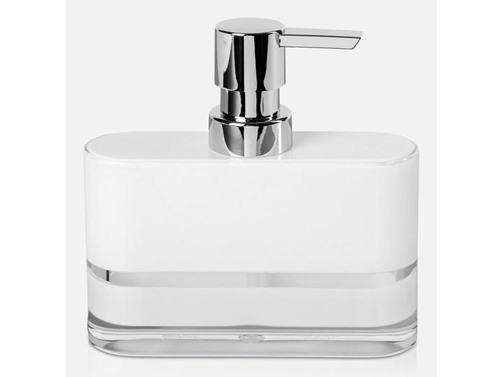 Dozownik do mydła Moeve Line White Kategoria Mydelniczki i dozowniki