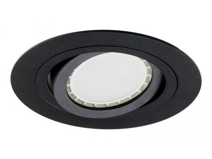 LM 920 BK OPRAWA HALOGENOWA WPUSZCZANA REGULOWANA OCZKO ALUMINIUM CZARNY QR70 GU10 230V LED Oprawa led Oprawa wpuszczana Okrągłe Oprawa stropowa Kategoria Oprawy oświetleniowe