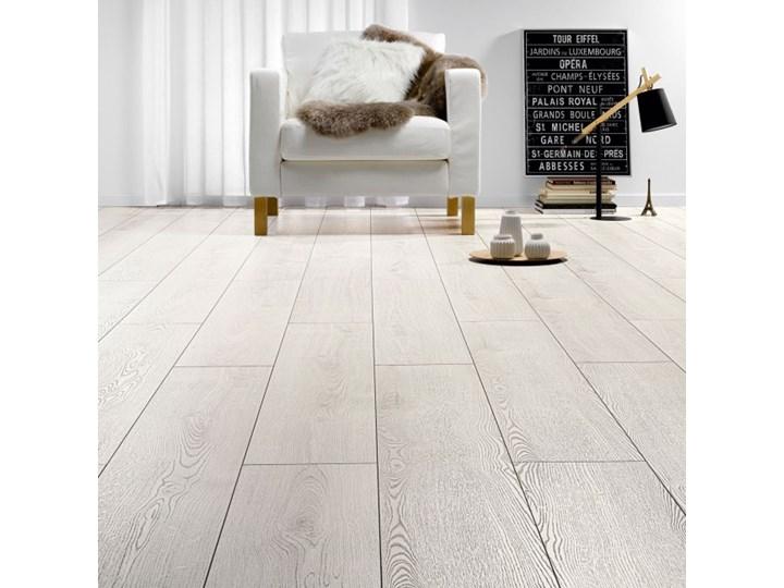 Panele podłogowe Weninger Dąb Barbossa AC6 1,548 m2 Grubość 10 mm Kolor Szary