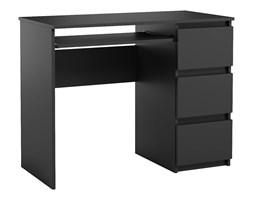 Biurko Heini komputerowe kolor Czarny Mat