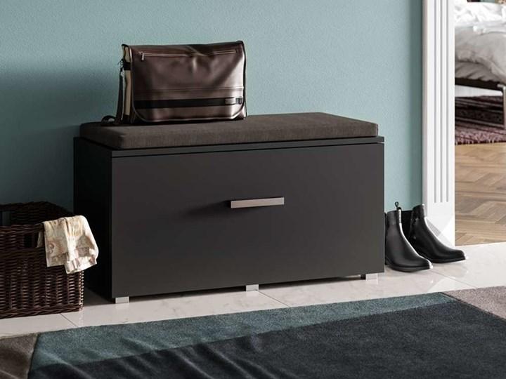 Zestaw do przedpokoju Stone Czarny Kategoria Zestawy mebli do sypialni