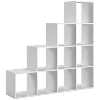 Regał Pitagoras Biały
