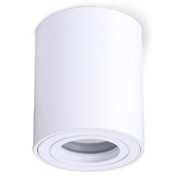 Aquarius Round IP44 lampa sufitowa biała do łazienki