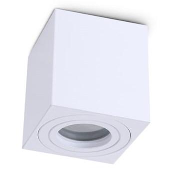 Aquarius Square IP44 lampa sufitowa biała do łazienki