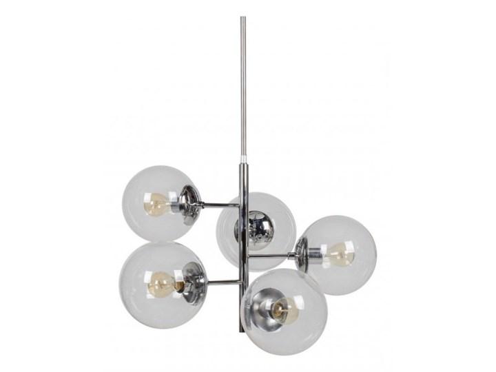 Lampa wisząca SYDNEY 11091 Lumenq 11091 Lampa z kloszem Szkło Kategoria Lampy wiszące Metal Styl Nowoczesny