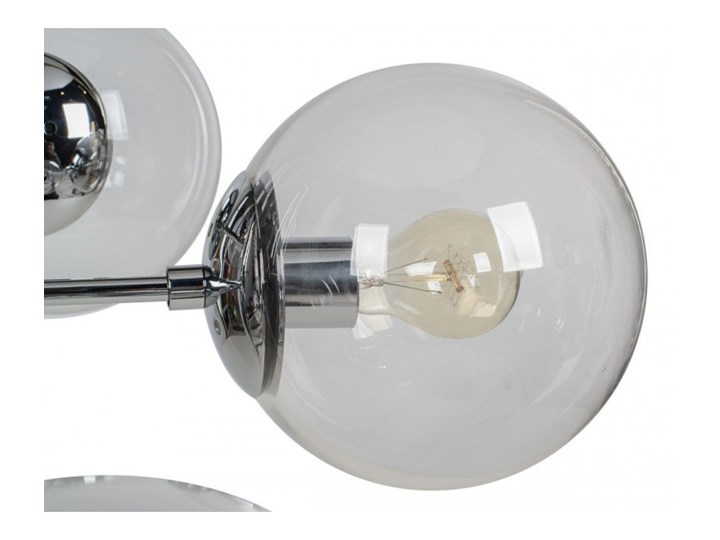 Lampa wisząca SYDNEY 11091 Lumenq 11091 Szkło Metal Lampa z kloszem Styl Nowoczesny