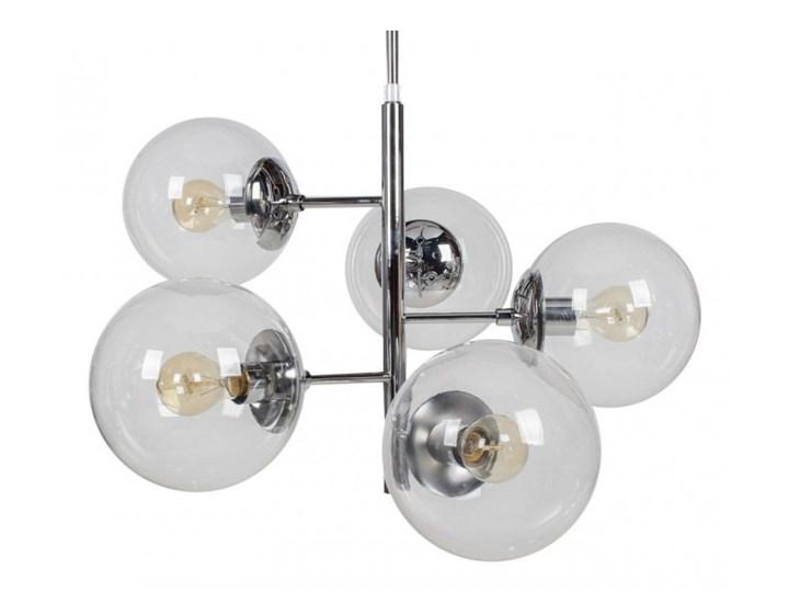 Lampa wisząca SYDNEY 11091 Lumenq 11091 Metal Lampa z kloszem Szkło Kategoria Lampy wiszące