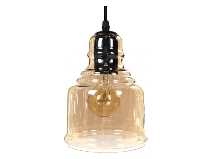 Lampa wisząca LOUISVILLE 3 11122 Lumenq 11122 | SPRAWDŹ RABAT W KOSZYKU ! Szkło Lampa z kloszem Styl Industrialny