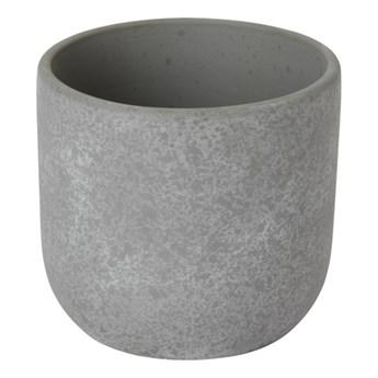 Doniczka ceramiczna GoodHome ozdobna 9 cm speckle