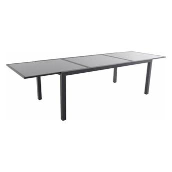 Stół Baru 200/300 x 100 cm szary