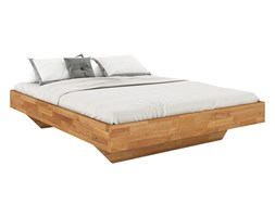 Łóżko dębowe FLOW  (160x200) Soolido Meble