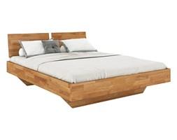 Łóżko dębowe FLOW Modern Soolido Loft