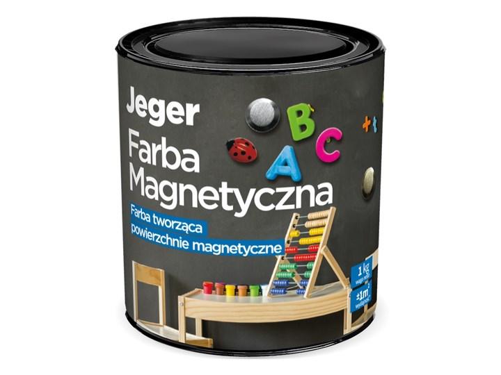 Jeger Farba Magnetyczna Tablicowa Kolor Wielokolorowy Farby do wnętrz Kategoria Farby