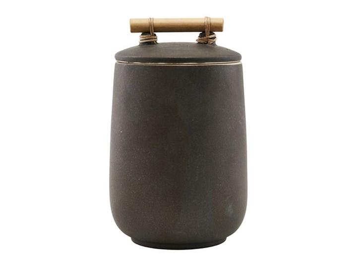 House Doctor - Pojemnik Diva XL Typ Pojemniki Ceramika Kategoria Pojemniki i puszki