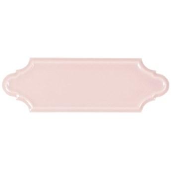 Hamptons Pink 5x15 płytka ścienna