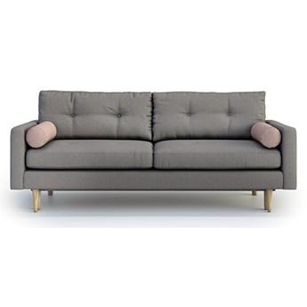 Sofa Pure z funkcją spania, Gris/Marshmallow
