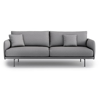 Sofa Uma 3 osobowa, Gris