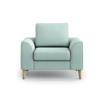 Fotel William, Aquamarine Mint/Melva 02