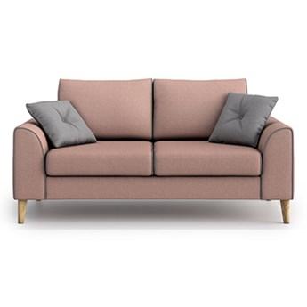 Sofa William 2-osobowa, Marshmallow/Gris