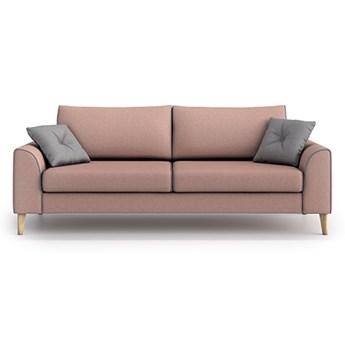 Sofa William 3-osobowa, Marshmallow/Gris