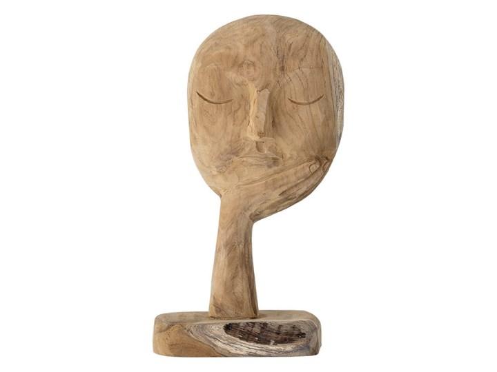 RZEŹBA NATURE WOOD BLOOMINGVILLE wys. 35 cm Drewno Kategoria Figury i rzeźby