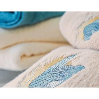 Ręcznik Blanc Des Vosges - Nenuphars Sable