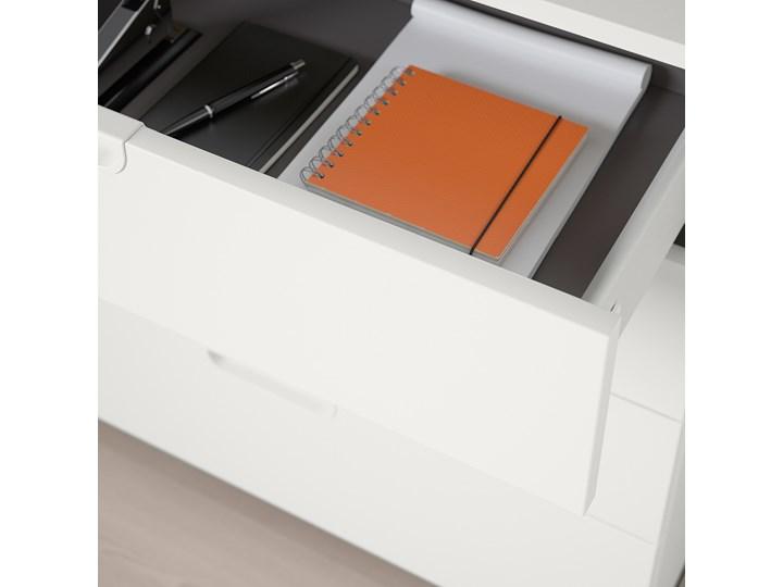GALANT Kombinacja z szufladami Kolor Biały Kategoria Zestawy mebli do sypialni
