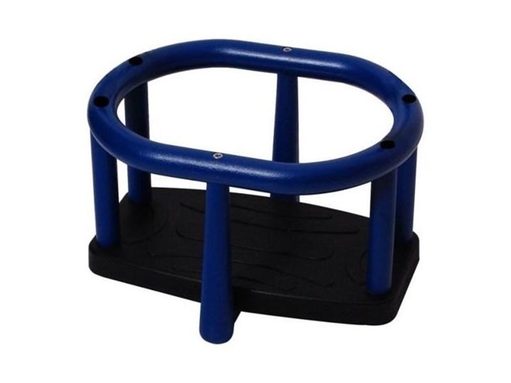 Huśtawka kubełkowa LUX + komplet łańcuchów ze stali nierdzewnej 5mm - 1,8m