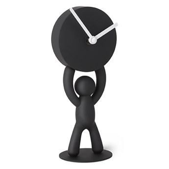Czarny zegar ORIENTAL