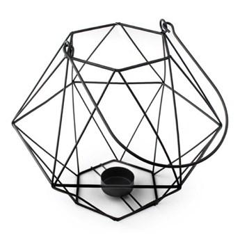 Stylowy metalowy lampion Cedric