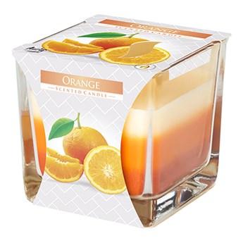 Świeczka zapachowa pomarańcz