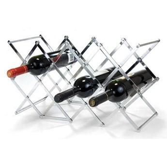 Składany stojak na wino Linea