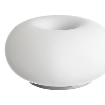 Okrągła lampa stołowa Optica