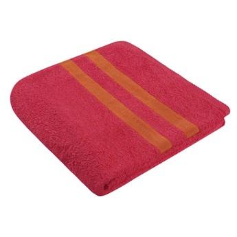Różowy ręcznik Viva 70x130 bawełniany