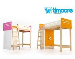 Łóżko piętrowe kolekcja Simple Timoore