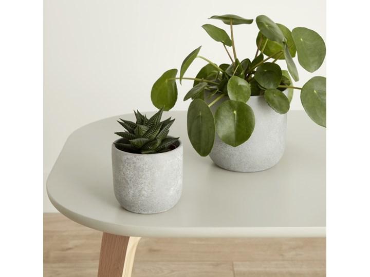 Doniczka ceramiczna GoodHome ozdobna 9 cm speckle Doniczka na kwiaty Ceramika Kategoria Doniczki i kwietniki