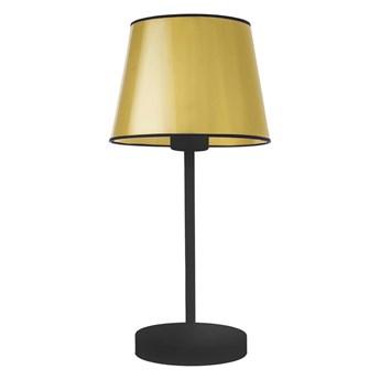 Lampa stołowa z abażurem SIENA MIRROR WYSYŁKA 24H